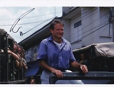Robin Williams Autographed 8X10 With COA