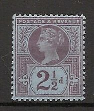 Mint Hinged Royalty British Victorian Stamps