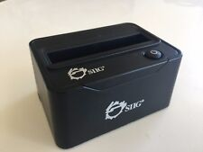 "SIIG USB 3.0 to 2.5"" SATA HDD/SSD Mini Docking + HDD Enclosure FE2005"