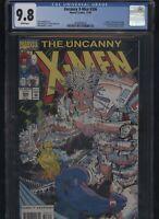 Uncanny X-Men #306 CGC 9.8 - John Romita, Jr. - 1993