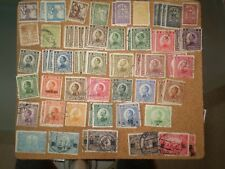 An extensive selection of stamps from Yugoslavia - several decades
