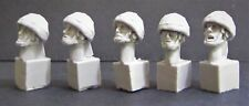 1/35th scale Modern British Army Heads with comms Tamiya, Meng Verlinden Diorama
