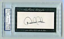 2010 Historic Autographs Ha - Derek Jeter - Psa Dna Autograph - Yankees #d 1/2