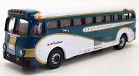 Corgi 1/50 Scale Model Bus 98469 - Greyhound  Lines Yellow Coach 743