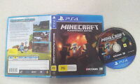 Minecraft (Mine Craft) Edition Sony PlayStation 4 PS4 Game