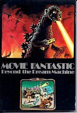 Movie Fantastic Beyond The Dream Machine! 1974 Softcover! First Print!
