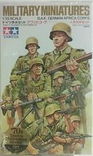 Tamiya 1/35 scale D.A.K. German Africa Corps.