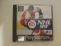NHL 99 (Sony PlayStation 1, 1998) PS1 PAL UK European Version COMPLETE