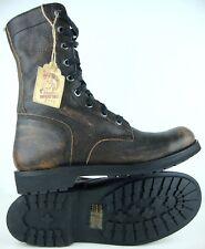 Diesel D-komtop Boots señores caña corta Botas Tobillo botas zapatos talla 41 nuevo
