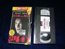 VHS LETTERS FROM A KILLER - 1999