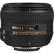 Objetivos fijos fijos para cámaras F/1, 4