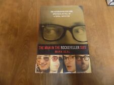 The Man in the Rockefeller Suit by Mark Seal (2011 Hardcover w/DJ)