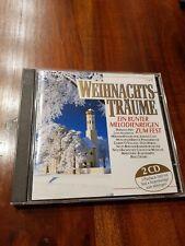 Weihnachtsträume - Ein bunter Melodienreigen zum Fest - 2 CDs - Weihnachts Musik