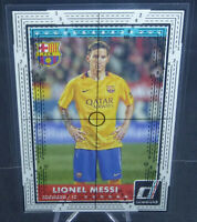 2015 Panini Donruss Soccer Lionel Messi 1st Donruss Card Great Centering PSA 10?