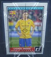 2015 Panini Donruss Soccer Lionel Messi 1st Donruss Card Great Centering HOTTT