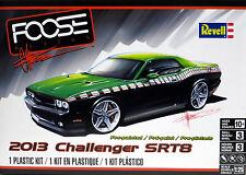 Revell 1/25 2013 2013 Foose Challenger SRT8 85-4398 Plastic Model Kit 854398