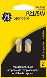 Brake Light Bulb-Avant GE Lighting P21/5W/BP2