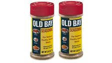 OLD BAY Seasoning Shaker Bottle for Crab, Poultry, Seafood, 2.62 oz (Pack of 2)