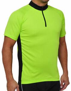 Men's Short Sleeve Cycling Jersey Road / MTB