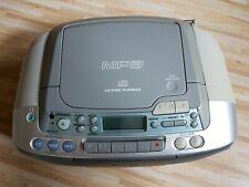 SONY CFD - S03CPL CD Radio Cassetten Recorder gebraucht