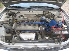 BCP BLUE 90-99 Toyota Celica ST GT GTS 1.6L 1.8L 2.2L Short Ram Intake + Filter