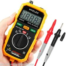 Non-Contact Mini Digital Multimeter DC AC Voltage Current Electronic Tester New