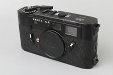 Leica M5 35mm Rangefinder Film Camera Body Only, Black