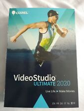 New sealed Corel VideoStudio Ultimate 2020 - Video And Movie Editing Software