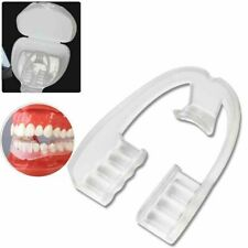 Silicone Dental Mouth Guard Bruxism Sleep Aid Night Teeth Tooth Grinding