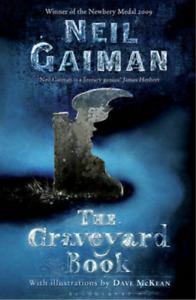The Graveyard Book, Neil Gaiman, Used; Good Book