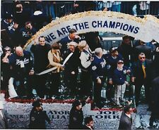 NY YANKEES 8X10 TICKER TAPE PARADE CANYON OF HEROS PHOTO WS CHAMPS ZIMMER TORRE