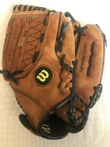 "Wilson 11"" Aztec Leather Baseball Glove"