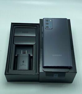 New In Box Samsung Galaxy NOTE 20 5G 128GB SM-N981U ATT GSM+CDMA Unlocked