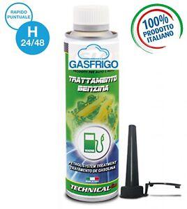 Tratamiento Gasolina Aditivo Limpiar Inyectores Válvulas Circuito Suministro