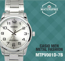 Casio Men's Standard Analog Watch MTPV001D-7B MTP-V001D-7B