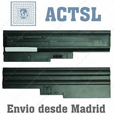 BATERIA para IBM Lenovo ThinkPad T60 2613-xx Li-ion 10. 8v 4400mAh BT39