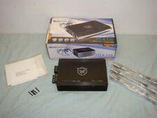 SOUNDSTREAM STEALTH STL4.320 4 CHANNEL 320W POWER AMPLIFIER AMP