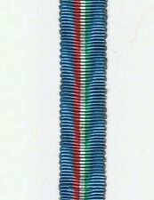Nastro mignon medaglia Nazionalisti azzurro con tricolore miniatura