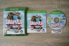 Shape Up Xbox One Game -1st Class FREE UK POSTAGE