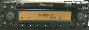 Mercedes Benz Sound 30 APS Becker BE 7006 Radio CD Autoradio car radio