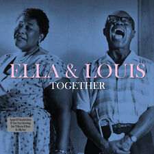 Ella Fitzgerald & Louis Armstrong TOGETHER 180g GATEFOLD Best Of NEW VINYL 2 LP