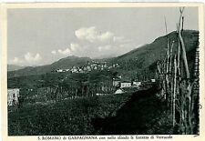 CARTOLINA d'Epoca:  LUCCA - SAN ROMANO DI GARFAGNANA