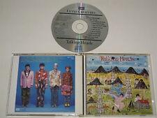 TALKING HEADS/LITTLE CREATURES(EMI CDP 7 46158-2) CD ALBUM