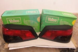 NOS PAIR LH/RH PEUGEOT 306 TT HATCHBACK Valeo Rear Light TAILLIGHT ASSEMBLIES
