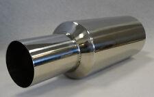 """OBX Universal Muffler 62-275 2.5"""" Inlet"""