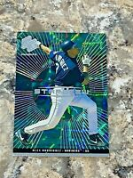 1999 Upper Deck HoloGrFX StarView Alex Rodriguez #S8 Seattle Mariners MLB Card