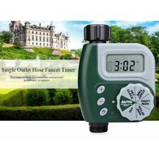 Timer Hose Water Garden Auto Outlet Faucet Orbit Sprinkler Digital Watering