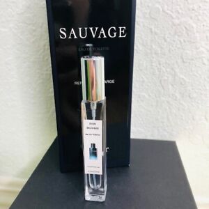 Dior Sauvage EDT Eau De Toilette Men's Cologne Sample Spray 10ml/0.33oz