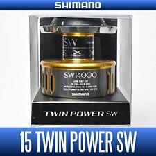 Shimano Genuino Carrete Para 15 Doble Poder Sw 14000 Jajaja 31877 Nuevo De Japón