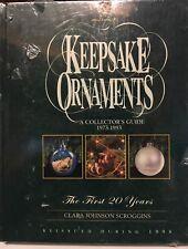 Hallmark Keepsake Ornaments:A Collector's Guide 1973-1993 In Original Wrap!Look!